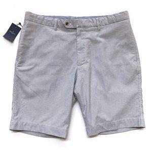 Hackett London Men's nautical stripe shorts NWT